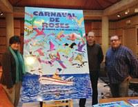 Presentació del cartell de Carnaval 2014