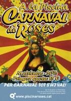 Preus de Carnaval a la Piscina Municipal de Roses
