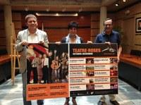 Programació municipal del Teatre de Roses. Octubre a desembre 2013