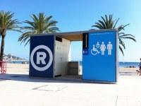 Roses instal·larà 3 nous mòduls de wc a la via pública