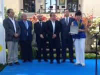 """Roses assoleix la qualificació """"2 Flors"""" en la convocatòria Viles Florides 2013"""