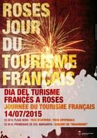 Roses celebra el Dia del Turisme Francès amb un castell de focs i un concert