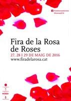 Roses celebrarà la V edició de la Fira de la Rosa els dies 27, 28 i 29 de maig