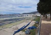 Roses comptarà a partir del 2018 amb un nou passeig marítim i mirador sobre el port pesquer i la badia