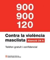 Roses engega una campanya de divulgació de la línia 900 900 120 contra la violència masclista