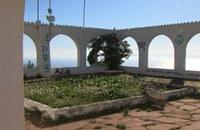 Roses millora l'entorn i l'accés al mirador del Puig Rom