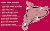 Roses organitza una recapta d'aliments i una recepció per a l'arribada del corredor de la Cursa Solidària a Catalunya