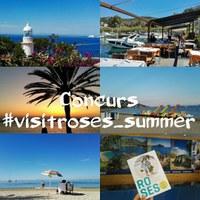 Roses premia amb àpats al restaurant Els Brancs (1 estrella Michelín) les millors fotos de l'estiu rosinc