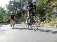 Roses rep els participants de la TRANSPYR, que arrenca dissabte amb 300 ciclistes de 15 nacionalitats