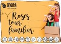 «Roses Tour Familiar», nova proposta turística per conèixer el patrimoni de Roses de manera lúdica