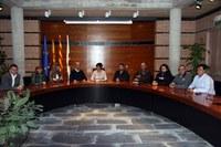 Signatura de denúncia contra la vulneració del dret a decidir del poble català