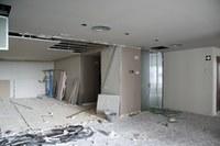 S'inicia l'adequació de la planta baixa de l'Estanc de la Punta com a sala d'exposicions