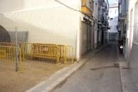 S'inicien les obres de renovació de més carrers del nucli de Roses, de més de 2.500 m2 de superfície