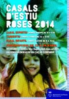 S'obre la preinscripció dels Casals d'Estiu de Roses, amb més de 1.100 places ofertades