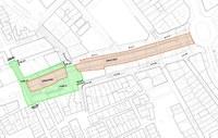 Talls de trànsit a la Rambla Ginjolers amb motiu de les obres d'urbanització