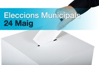 Tot a punt per a les eleccions municipals d'aquest diumenge