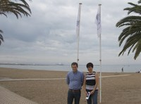 Totes les platges de Roses obtenen els certificats europeus mediambientals ISO 14001 i EMAS