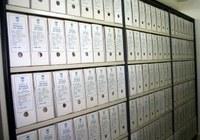 Treballs de condicionament als espais de l'Arxiu Municipal de Roses