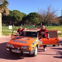 Turisme de Roses patrocina un dels equips que travessarà Marroc en el IRaid Maroc Challenge 2015