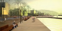 Un 65,1% de ciutadans de Roses tria la proposta del front de mar per construir l'aparcament subterrani