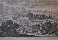 Un gravat de la conquesta francesa de Roses del juny de 1693, document del mes de l'AMR