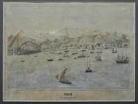 Un dibuix de 1872,  testimoni de la vida comercial rosinca al segle XIX